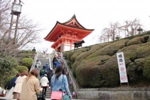 京都訪問ブログ1|清水寺・音羽の滝フォト1