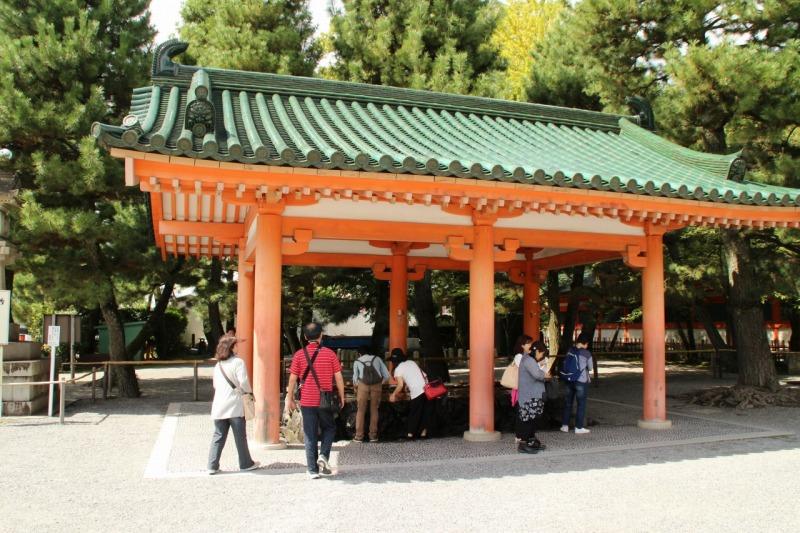 京都訪問ブログ11|平安神宮9