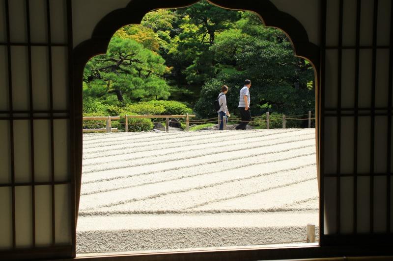 京都訪問ブログ5|銀閣寺9