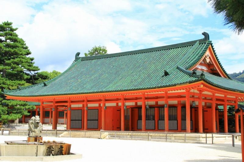 京都訪問ブログ11|平安神宮11