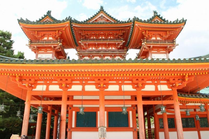 京都訪問ブログ11|平安神宮12