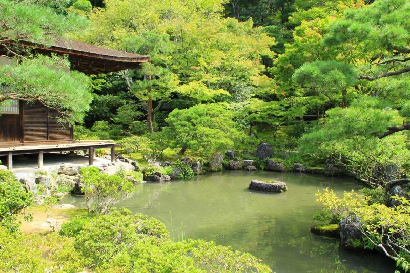 京都訪問ブログ5|銀閣寺12