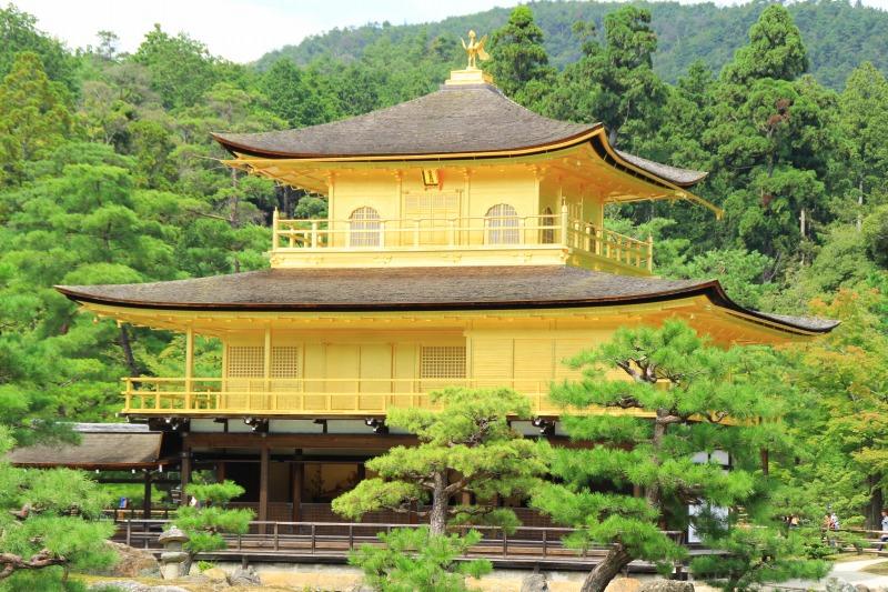京都訪問ブログ4|金閣寺13