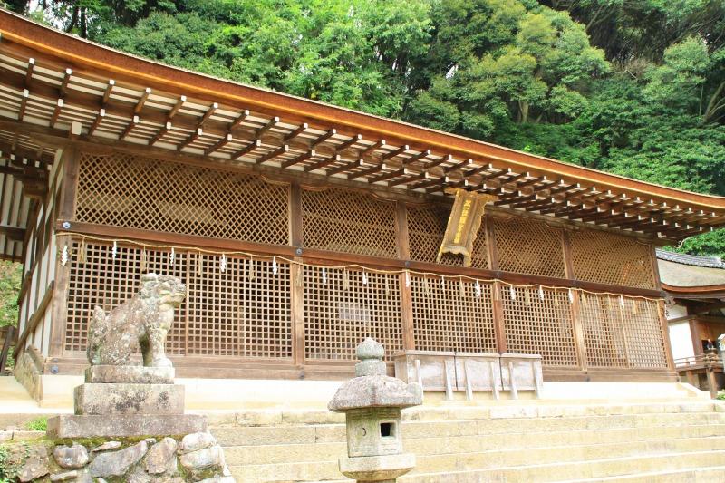 京都訪問ブログ10|宇治上神社15