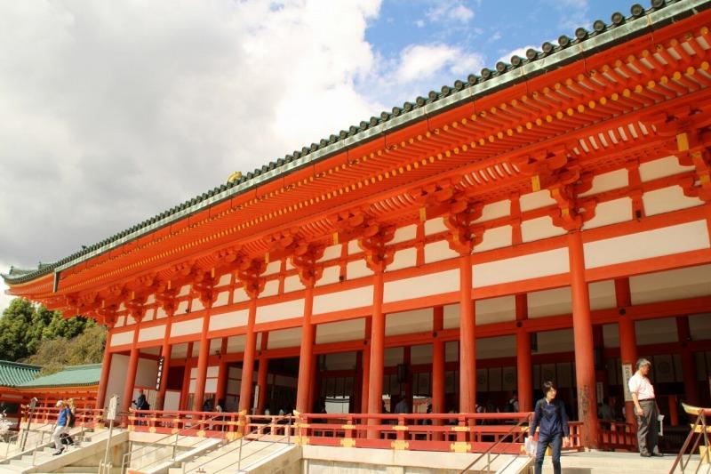 京都訪問ブログ11|平安神宮13