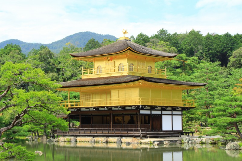 京都訪問ブログ4|金閣寺15