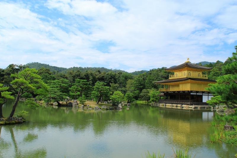 京都訪問ブログ4|金閣寺14