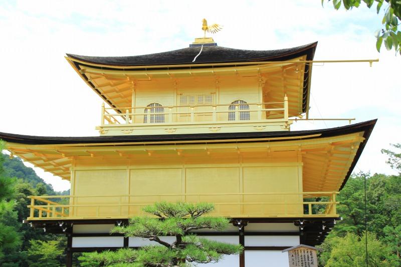 京都訪問ブログ4|金閣寺17