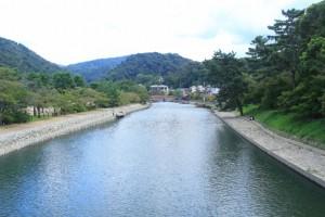 京都訪問ブログ10|宇治上神社2