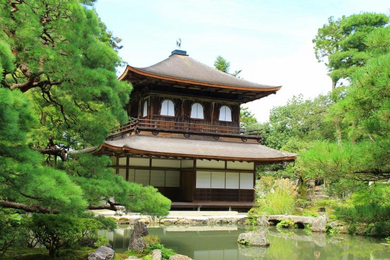 京都訪問ブログ5|銀閣寺20