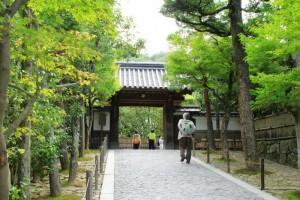 京都訪問ブログ5|銀閣寺3