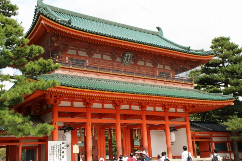 京都訪問ブログ11|平安神宮6