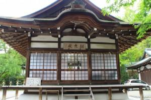 京都訪問ブログ10|宇治上神社7