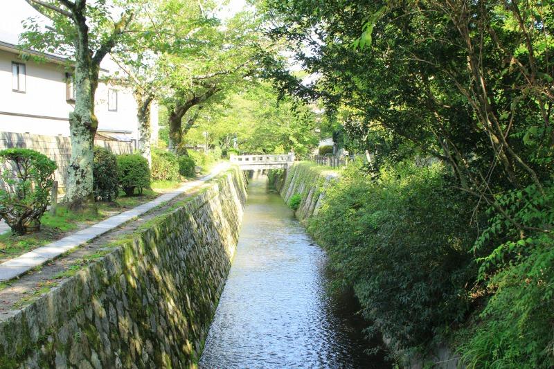 京都訪問ブログ9|哲学の道9