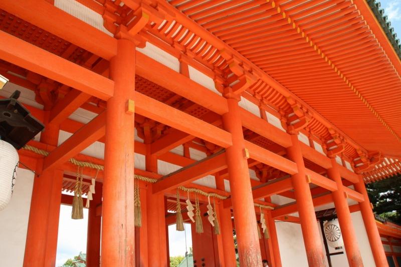京都訪問ブログ11|平安神宮7