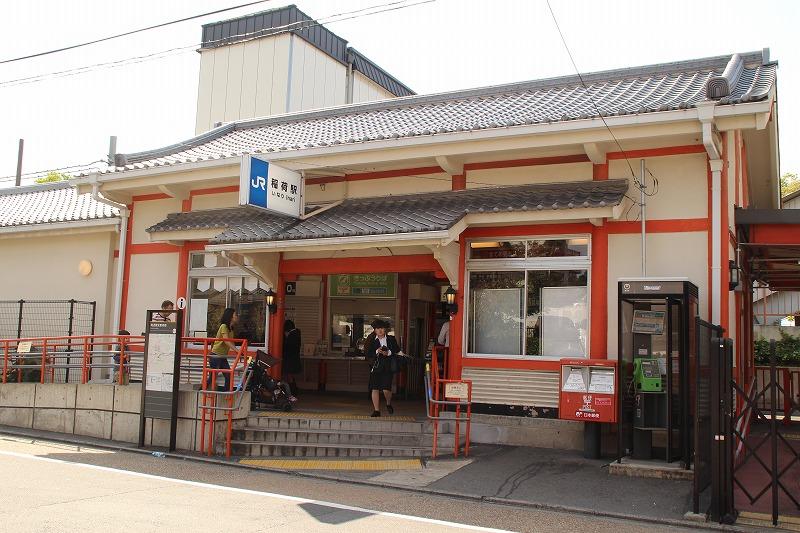 京都訪問ブログ20|伏見稲荷大社1