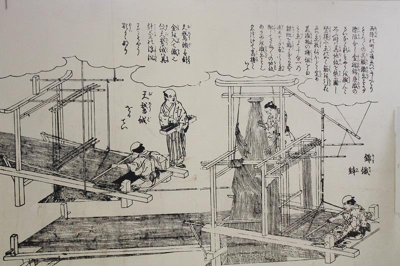京都訪問ブログ16|西陣織会館7