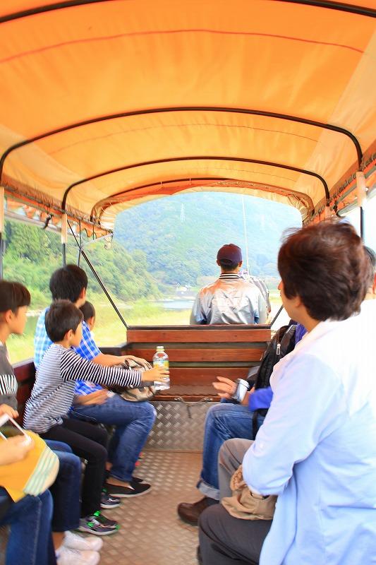 京都訪問ブログ19|京馬車13