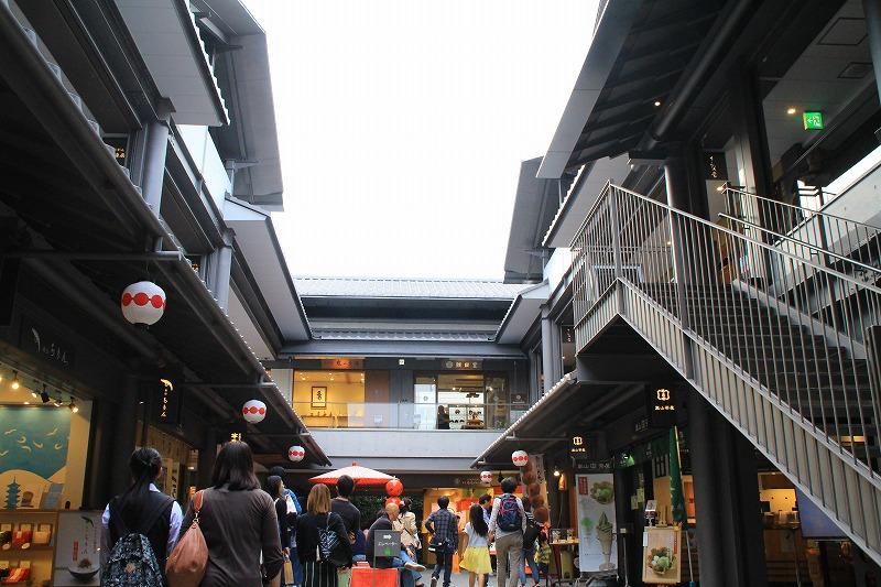 京都訪問ブログ16|嵐山昇龍苑2