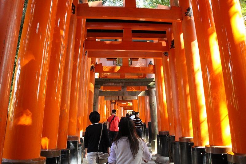 京都訪問ブログ20|伏見稲荷大社25