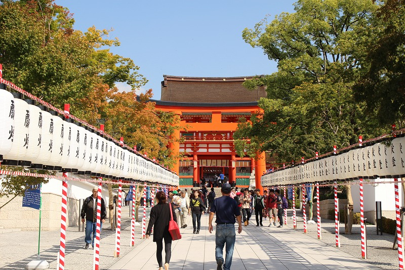 京都訪問ブログ20|伏見稲荷大社3