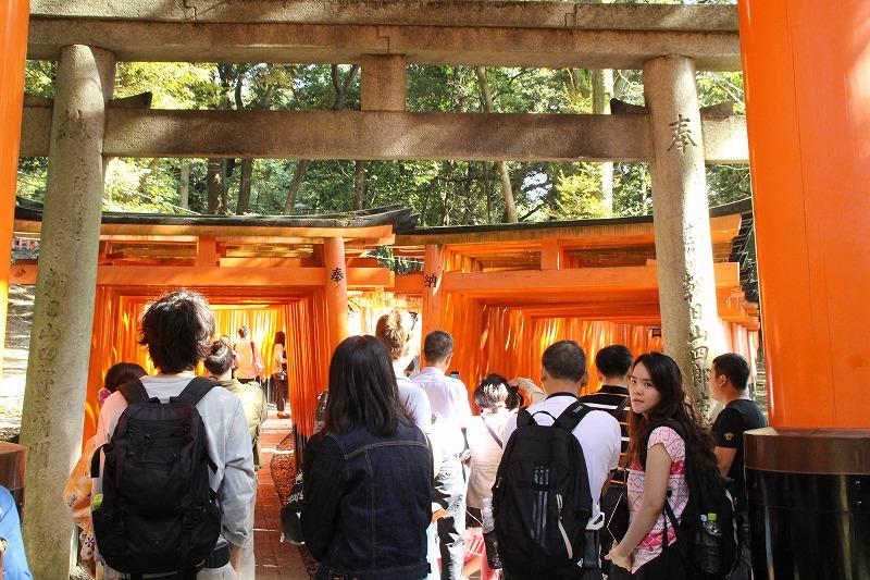 京都訪問ブログ20|伏見稲荷大社28