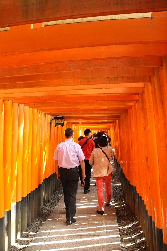 京都訪問ブログ20|伏見稲荷大社30