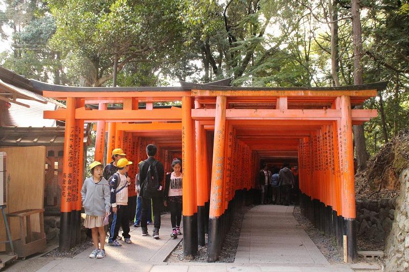 京都訪問ブログ20|伏見稲荷大社31