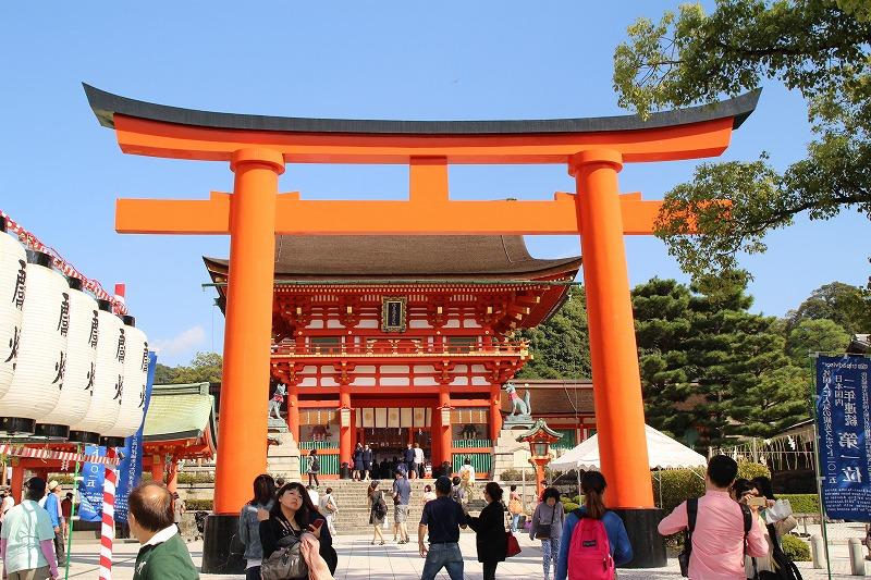 京都訪問ブログ20|伏見稲荷大社4