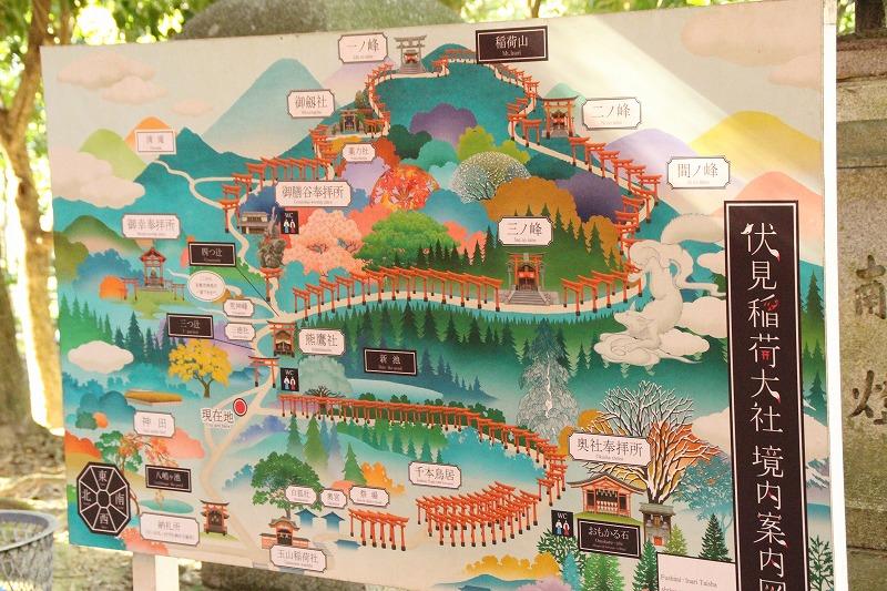 京都訪問ブログ20|伏見稲荷大社38