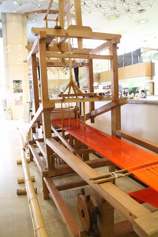 京都訪問ブログ16|西陣織会館5
