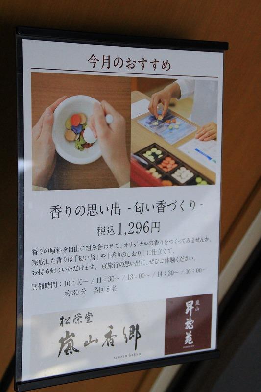 京都訪問ブログ16|嵐山昇龍苑4