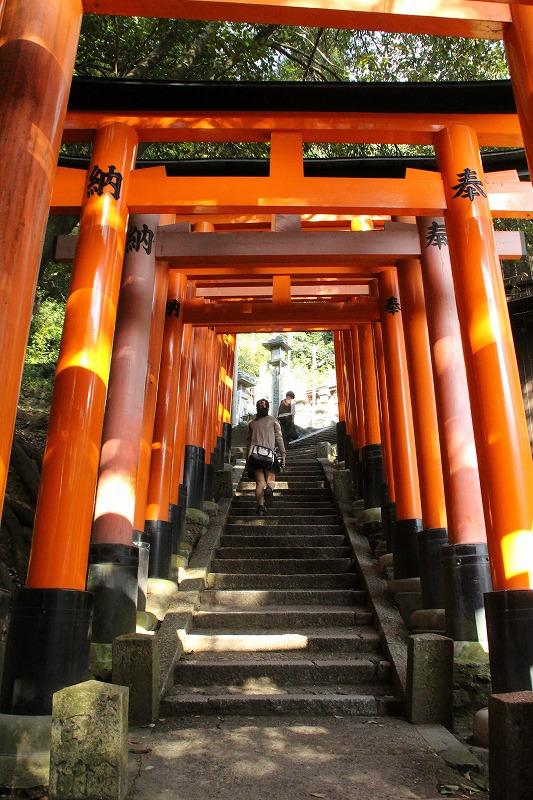 京都訪問ブログ20|伏見稲荷大社45