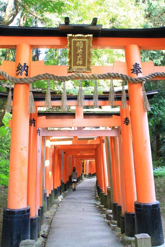 京都訪問ブログ20|伏見稲荷大社49