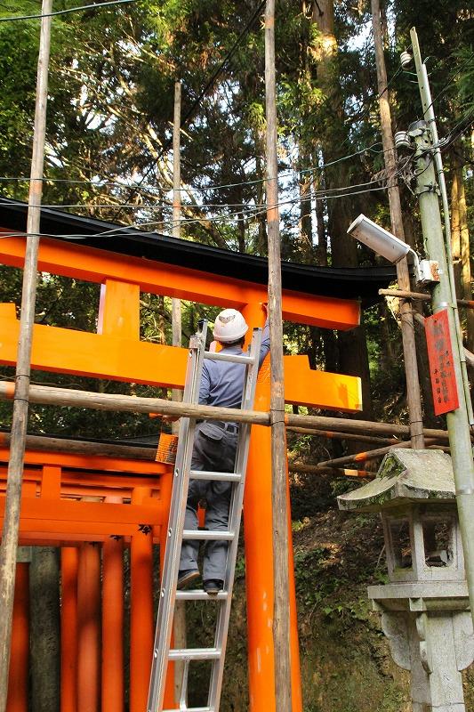 京都訪問ブログ20|伏見稲荷大社53