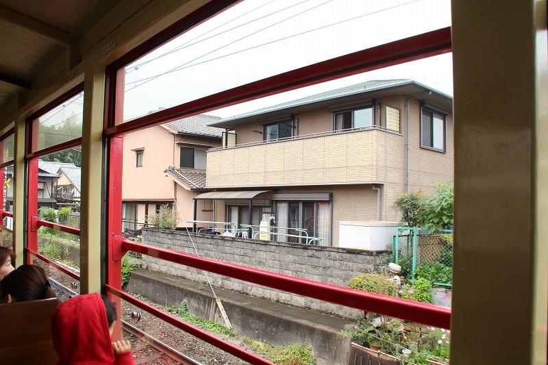 京都訪問ブログ18|嵐山トロッコ列車9