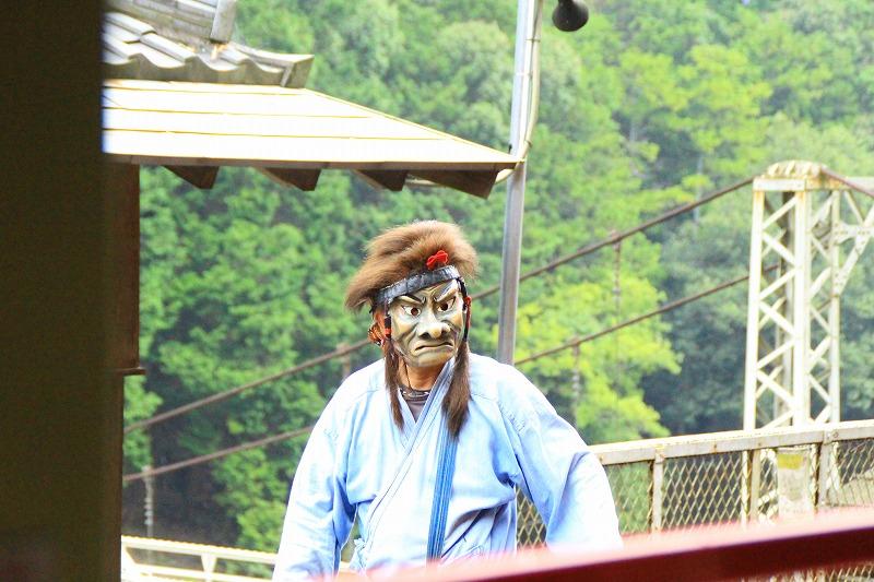 京都訪問ブログ18|嵐山トロッコ列車20