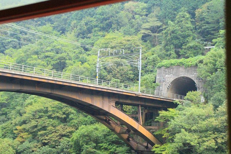 京都訪問ブログ18|嵐山トロッコ列車27