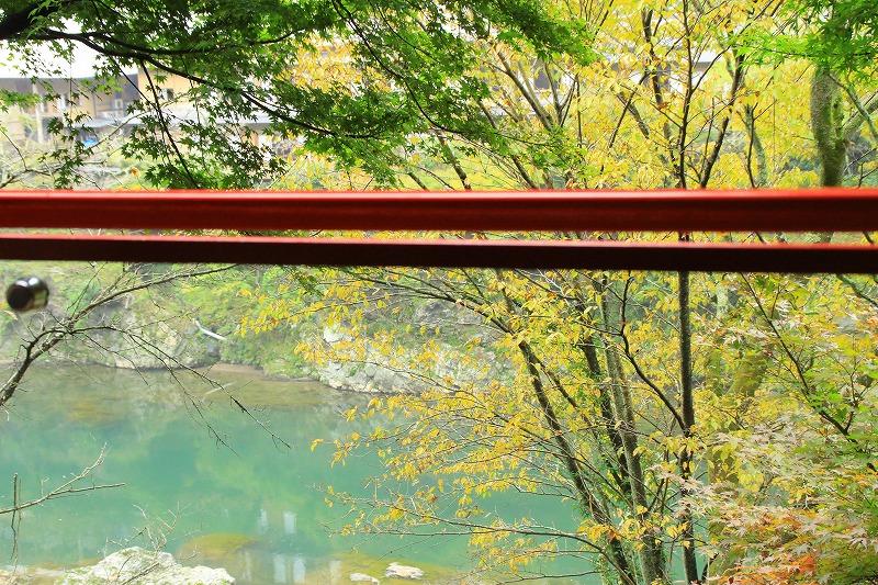 京都訪問ブログ18|嵐山トロッコ列車12