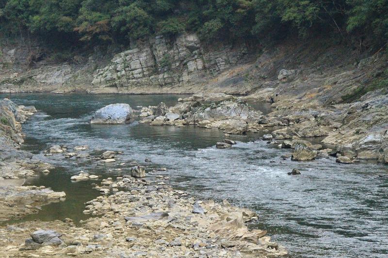 京都訪問ブログ18|嵐山トロッコ列車16
