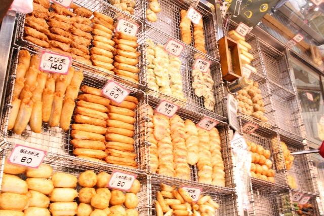 京都訪問フログ15|錦市場17