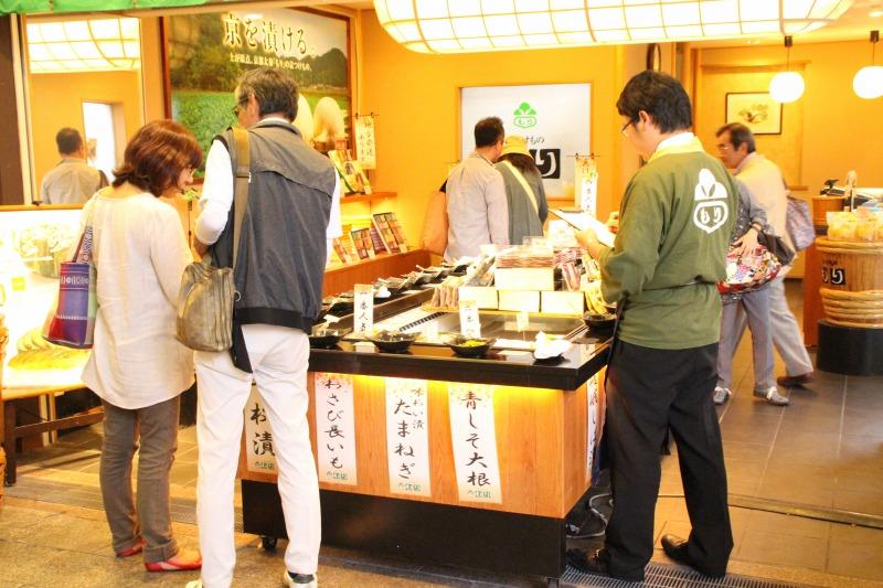 京都訪問フログ15|錦市場4