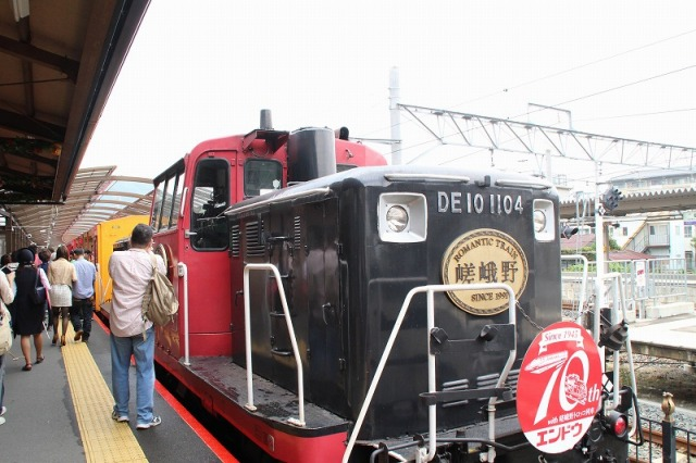 京都観光ブログ|嵐山散策5