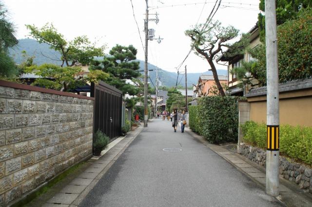 京都観光ブログ|嵐山散策9