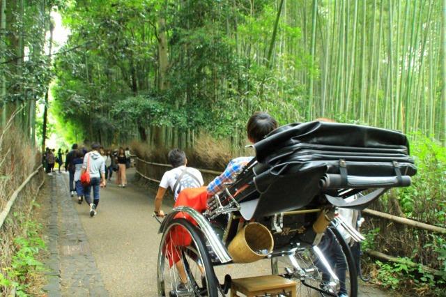 京都観光ブログ|嵐山散策11