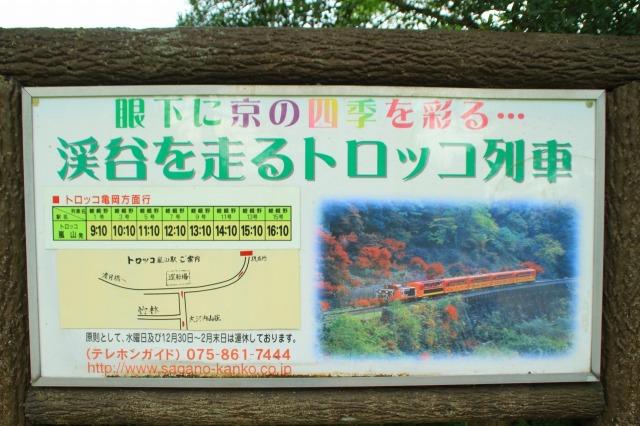京都観光ブログ|嵐山散策17