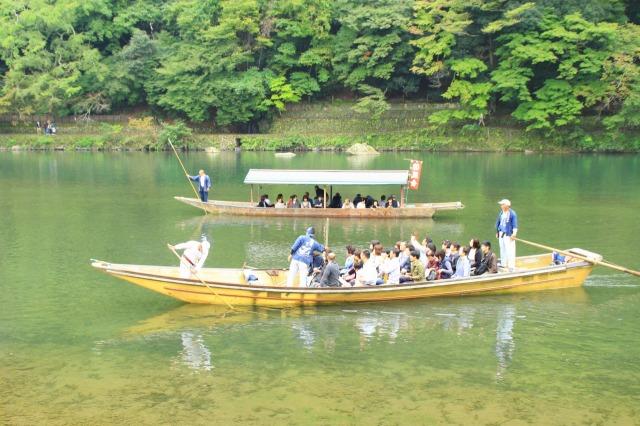 京都観光ブログ|嵐山散策22