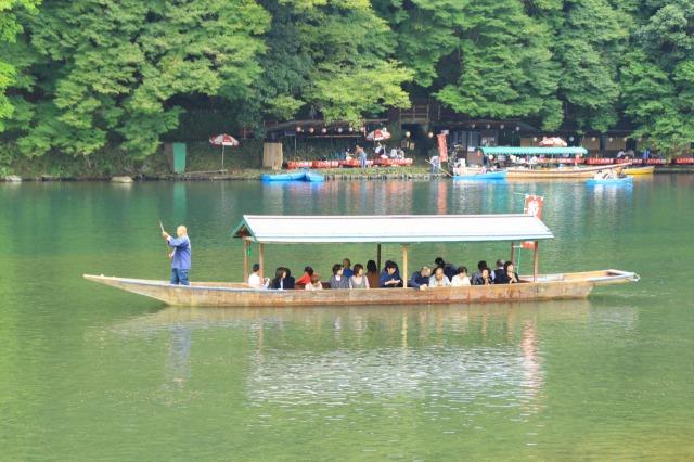 京都観光ブログ|嵐山散策21