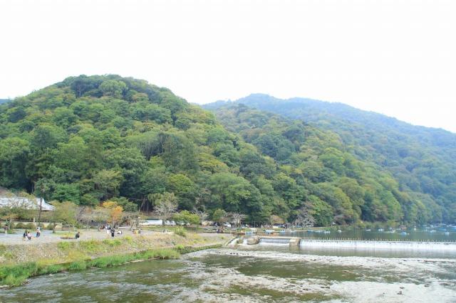 京都観光ブログ|嵐山散策25