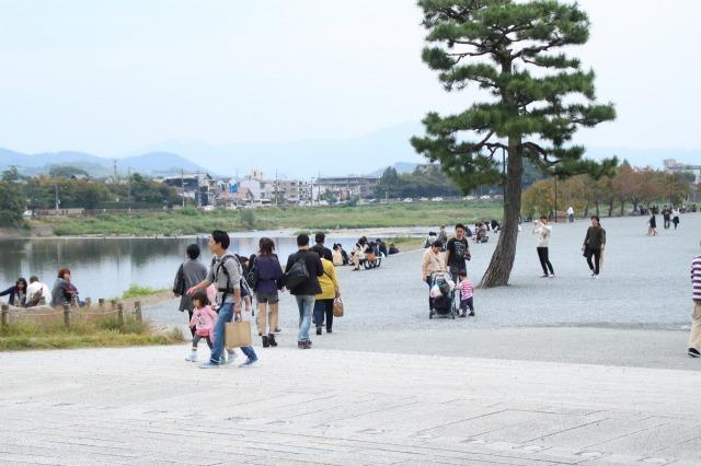 京都観光ブログ|嵐山散策28
